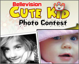 Bellevision Cute Kid Contest