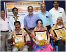 Udupi: Rotary Club Shankerpura honours social workers on Vocational Excellence Award Ceremony