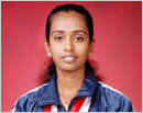 Jasmin D�Souza of Thottam: Karate Champion at National and Inter continent level
