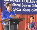 Udupi: Milagres College organizes lecture on Personality devt & communication skills