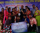 Puttur: St Philomena College bags state level Championship