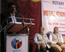 Rotary principles promote equality in society � M G Shetty