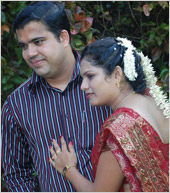pradeep and smitha