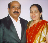 Mr.Francis James Noronha   Mrs. Elsie Blanch Noronha