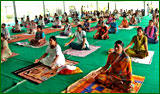 Free Yoga Camp in Moodubelle