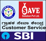 New State Bank of India, Customer Service Point