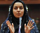 Defiant Iran hangs woman who killed rapist in defence