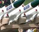 New Delhi : With eye on China, India deploys Akash missiles in northeast