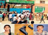 Hostel attender shoots dead girl student, injures another
