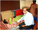 Caring with human touch, to the Psychiatric Patients by Rotary Shankerpura