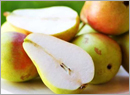 Eating fresh pear regularly may improve BP, heart function