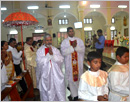 Udupi/M'Belle: Holy Thursday observed with solemnity and devotion