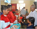 Udupi/M'Belle: Good Friday commemorating the crucifixion and death of Jesus observed with devo