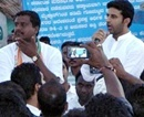 Hassan: It�s Only Congress can Give Stable State Government; K'taka Youth Congress Prez Rizwan