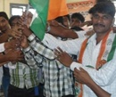 Hundreds of Activists of Other Parties Join Congress at Kota