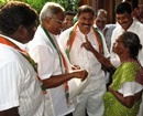 Mangalore: J R Lobo intensifies Election Campaign in Different Wards