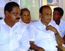 Udupi: DCC Vice Prez Ignatius D�Souza alleges Conspiracy of Political Parties to defeat Vinay Kumar