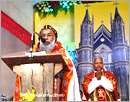 Karkala: Ocean of Devotees witness Proclamation and Dedication of St. Lawrence Minor Basilica, Attur