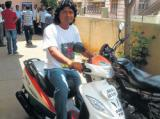 Magician to ride blindfolded from Mysore to M�lore
