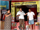 Konkani drama 'Vechogi Ravncho' creates laughter riot in Udupi