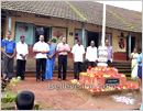 Independence Day celebrations in and around Moodubelle