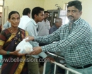 Kundapur: Special food donated to Govt Hospital on I - Day