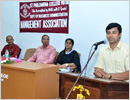 Puttur: Guest Lecture on Entrepreneurship Development held at St Philomena College
