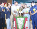 Mangalore: LIBTRANS � 2014 National Conference inaugurated at Besant Evening College