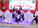 Puttur: Flow of talent emerge during Talent�s Day � 2014 at St Philomena College