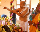Udupi: Traditional families carry forward celebration of Ganesha Chaturti in Belle GP