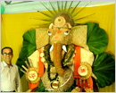 Eco-friendly Ganeshotsav in Udupi