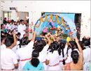 Udupi: 9-Day novena ahead of feast of Nativity of Mother Mary begins