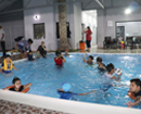 Bellevision Bahrain families chill at Swimming Pool Party