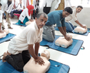 Mangaluru: KSHEMA observes World Anesthesia Day by conducting CPR Challenge Contest