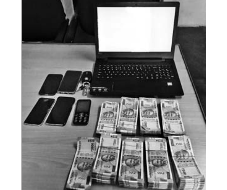 CIB sleuths arrest one for Cricket betting; Rs 7 lakh seized