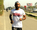 Bengaluru: Renowned Ultra-marathoner, Dharmendra Kumar Begins Cross-Country Charity Run