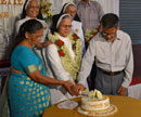 Udupi/M'Belle: Sr. Mary Leonette AC celebrates Golden Jubilee of Religious Life