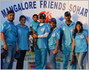 Mangalore Friends Sohar 5th Edition of the Corporate Cup 2014