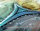 The Future Development Plan of Kuwait International Airport