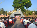 Udupi/M'Belle: Feast of Our Lady of Lourdes celebrated with mass at Grotto