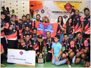 Dubai: Payyar Punters, Bright Winders lift the prestigious first ever TPL Trophy