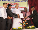 Udupi: St Mary's College, Shirva gets ICT Academy Membership