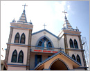 Udupi: Mount Rosary Church, Kallianpur-Journey from thatched roof to magnificent structure