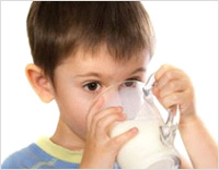 2 cups of cow�s milk must for your child