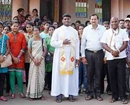 Udupi: Pilgrims walkathon to St Lawrence shrine, Attur marks 10 years