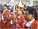 "Attur-Karkala: ""Parents should be good examples to their Children""-Bishop Dr. Gerald Isaac Lobo"