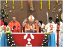Bengaluru: Fifteen Capuchins ordained deacons by Archbishop