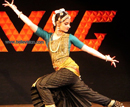 Mumbai: HSC student Bharatanatyam dancer Priyanjali Rao performs at London & Hague