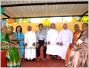 Udupi: Bus stop inaugurated in memory of late Marceline DSouza at Sooda