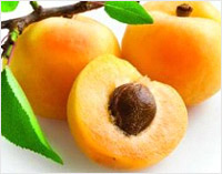 Eat apricots for bright eyes